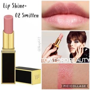Tom Ford Lip Color Shine- 02 Smitten